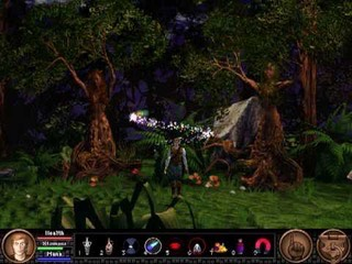Quest for Glory V Dryad Dance